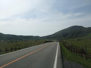 黄泉がえり19阿蘇山上(古坊中付近)