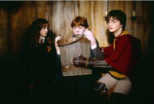 ハリー・ポッターと秘密の部屋8