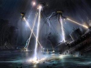 宇宙戦争19