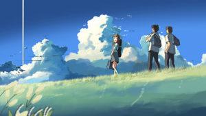 雲のむこう、約束の場所2