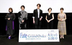 劇場版Fate GrandOrder神聖円卓領域キャメロット後編 14